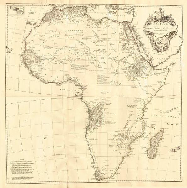 Afrique Publi E Sous Les Auspices Du Duc D Orleans Africa Danville